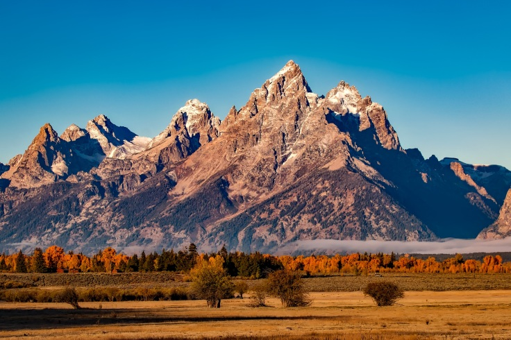 Destinations Mountains National Park Grand Teton